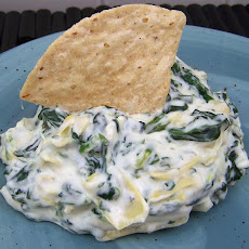 Adrienne's Hot Spinach and Artichoke Dip