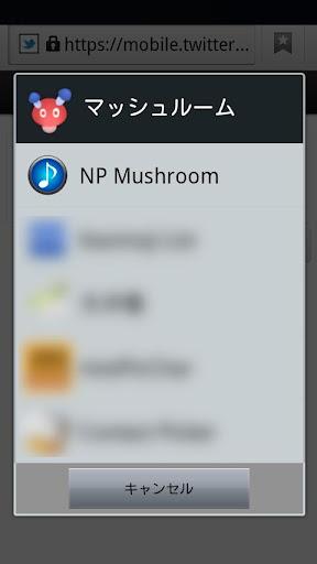 NP Mushroom