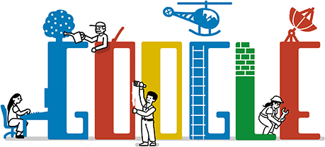 Google Doodle Labor Day 2013