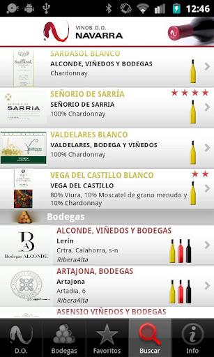 Guía vinos D.O. Navarra