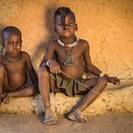 by Anton La Grange - Babies & Children Child Portraits