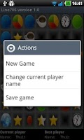 Screenshot of Line 705 - Line Game