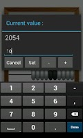 Screenshot of Abacus (old calculator)