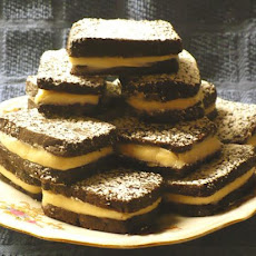 Irish Cream Sandwiches