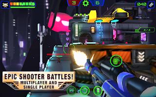 Screenshot of Battle Bears Pro