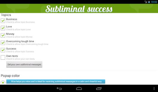Success Citaten Apk : App subliminal success apk for windows phone android