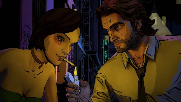 The Wolf Among Us Episode 2 out tomorrow