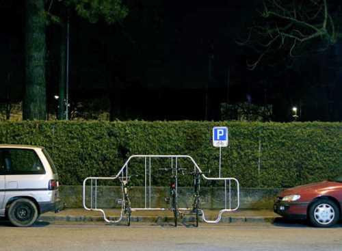 Bike Parking Tool