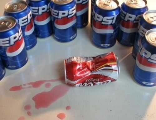 Cola Accident