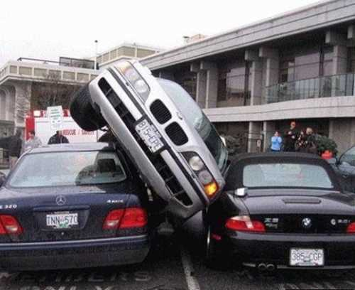New Parking Way