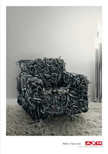 Sofa From Snake