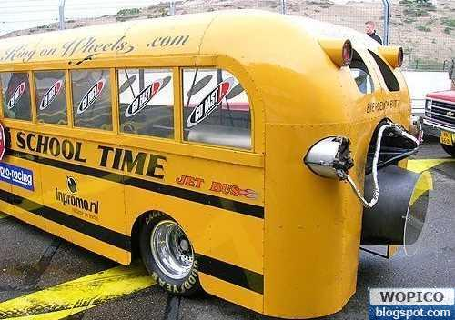 Super School Bus