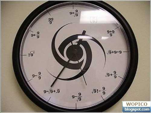 Difficult Clock