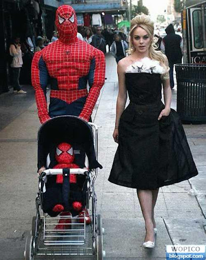 Spideman Family