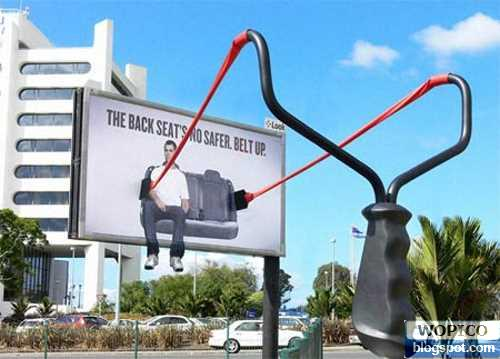 Unique Car Ads