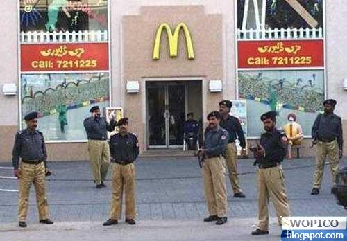 High Security McD