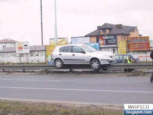 Odd Car Accident