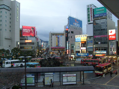 Nagano in the Evening
