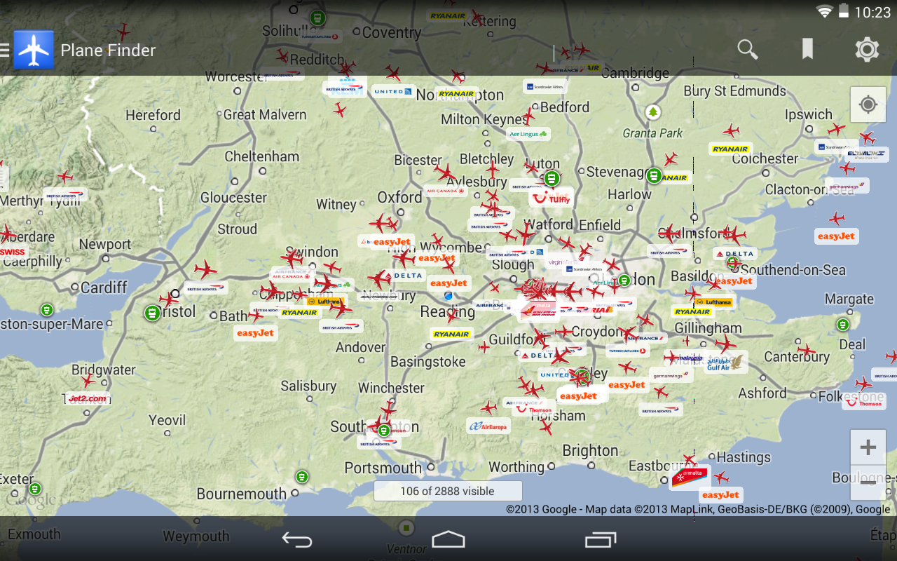 Plane Finder - Flight Tracker Screenshot 15