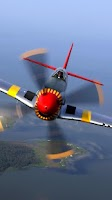 Screenshot of Warbirds: P-51 Mustang FREE