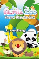 Screenshot of Alpha Zoo