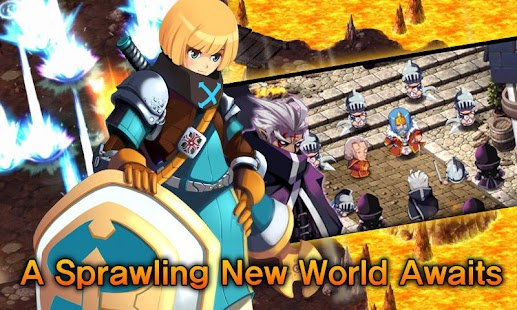 Game ZENONIA® 5 APK for Kindle