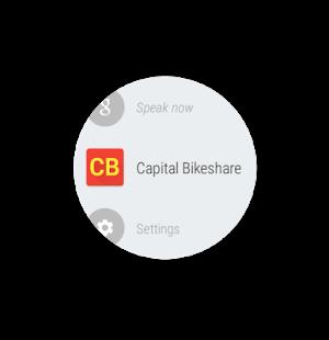 Capital Bikeshare for Wear