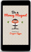 Screenshot of Be a Money Magnet using L.O.A