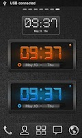 Screenshot of GO Clock Widget