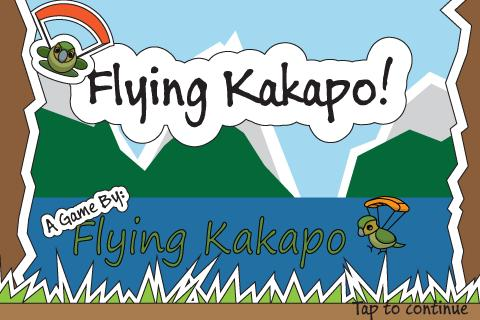 玩街機App|Flying Kakapo: Casual免費|APP試玩
