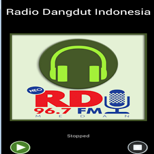 Radio Dangdut Indonesia APK for Bluestacks