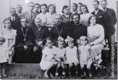 Священник Михаил Носаль