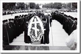 Меморіал. 1000 років хрещення Київської Русі в Луцьку. Як це було 21 червня 1988 року.
