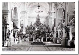 Луцький Свято-Троїцький кафедральний собор (ще до розколу 1992 року). 1000 років хрещення Київської Русі в Луцьку. Як це було 21 червня 1988 року.