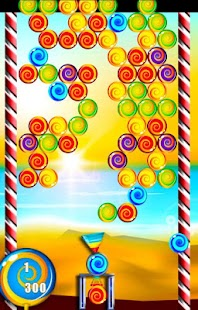 Candy Bubble Shooter - screenshot
