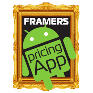 Picture Framers Pricing App