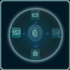 Rotating Finger Scanner Locker icon