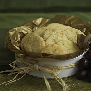 Scottish Sharp-Cheddar Shortbread