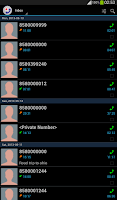 Screenshot of Total Call Recorder