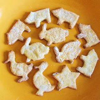 Butter Biscuits Icing Sugar Recipes
