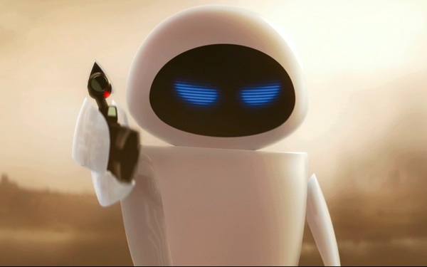 Eve from Pixar's WallE
