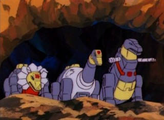 Os Dinobots