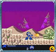 Megaman Xtreme 2