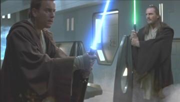 Obi-Wan e Qui-Gon