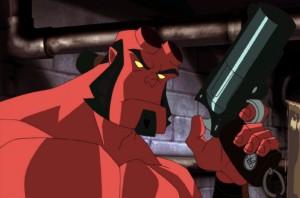 Hellboy, versão desenho