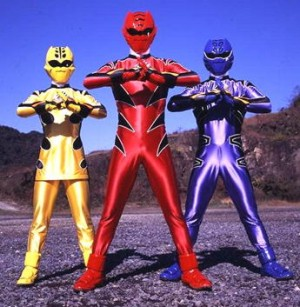 Geki Ranger