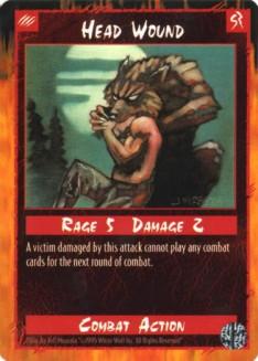 Ação de Combate, Rage