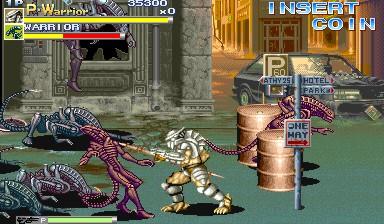 AvsP em arcades