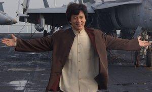 Jackie Chan (o real)
