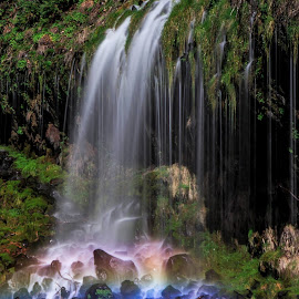 Mossbrae falls by Shawn Yang - Landscapes Travel
